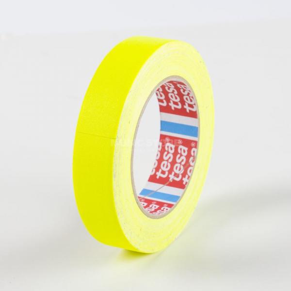 Tesa-Highlightband-Nr-4671-19-mm-x-25-lfm-neongelb