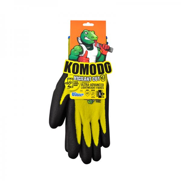KOMODO-Vigilant-Cut-3-Glove