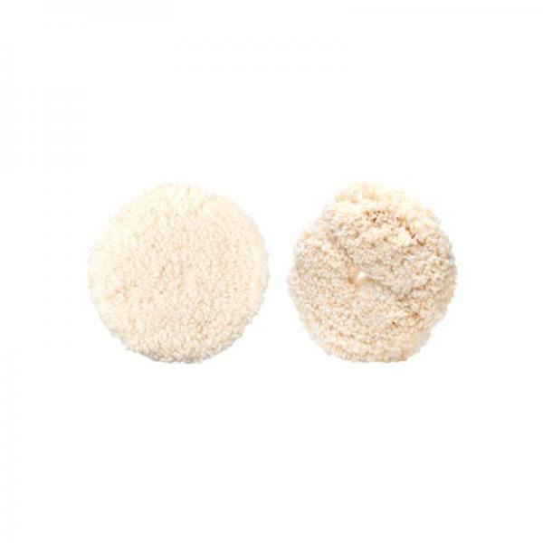3M-Lammfell-Polierteller-doppelseitig-Weiss-200-mm