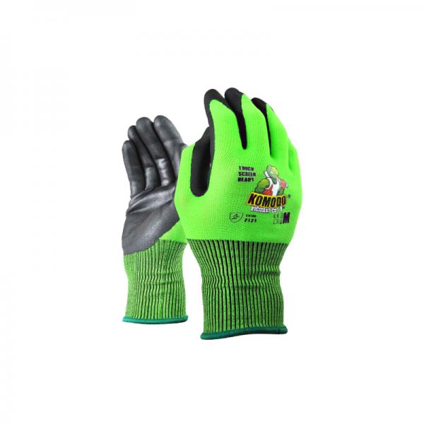 KOMODO-Verda-Tech-Glove-Size-Green